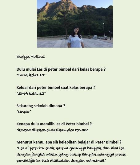 Alumni Peter